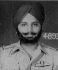 Sqn Ldr Jiwa Singh