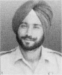 Fg Offr Man Mohan Singh
