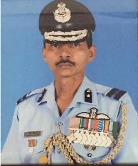 Air Commodore Shekhar Chauhan VSM