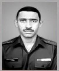 Major Padmapani Acharya, MVC