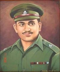 Major Somnath Sharma PVC pp