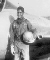 Flt Lt Lawrence Frederic Pereira
