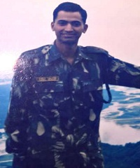 Major Ravi Vaish