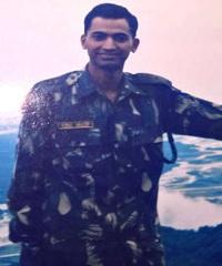 Major Ravi Vaish