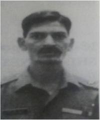 Subedar Ujeen Singh Shekhawat